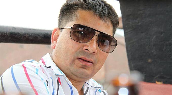 हङ्कङ्मा हुने 'नेफ्टा अवार्ड'का नेपाल संयोजक सुनिल कुमार थापा ।