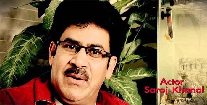 Saroj-khanal