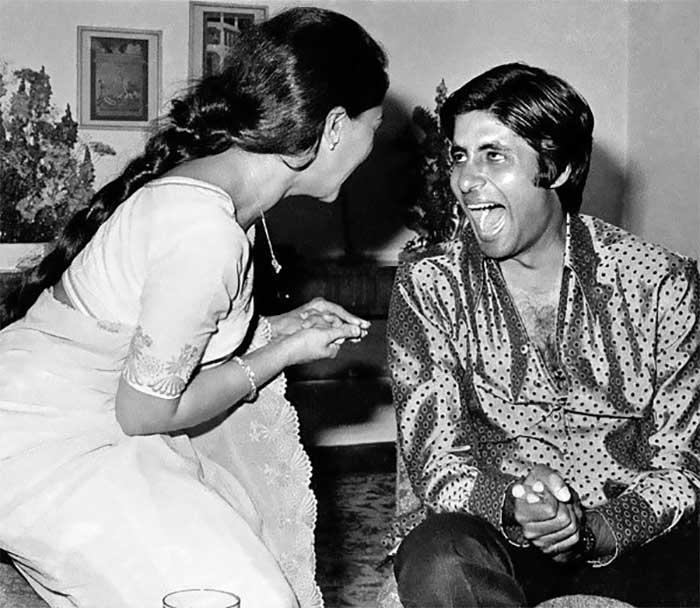 जया र अमिताभ बच्चन
