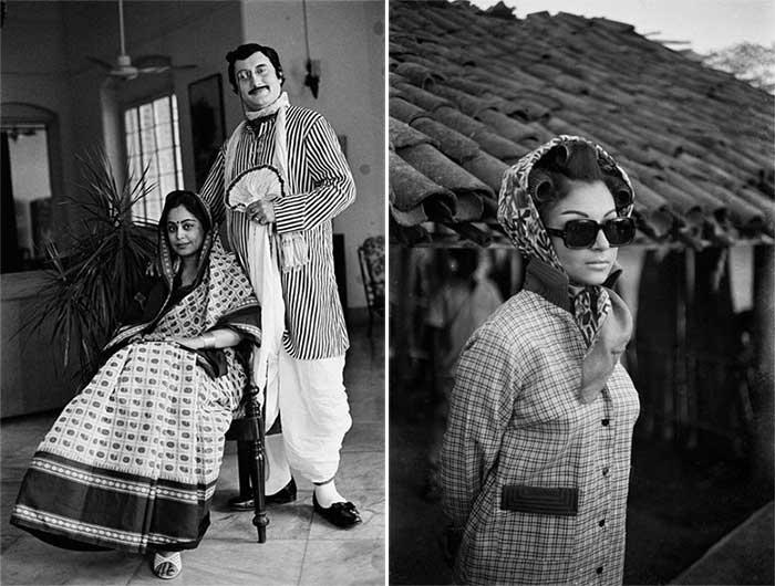 किरण र अनुपम खेर तथा शर्मिला टगौर